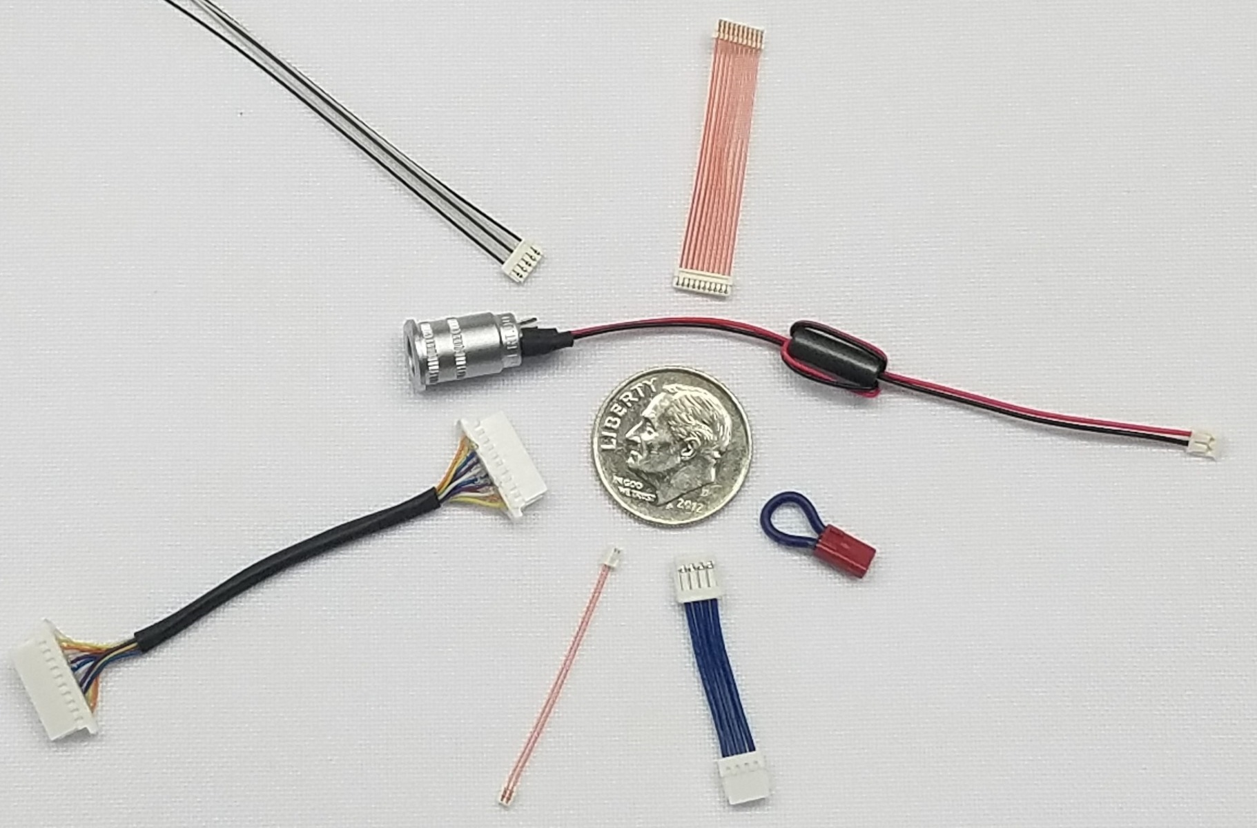 Cable Assemblies - Small Wire Gauge